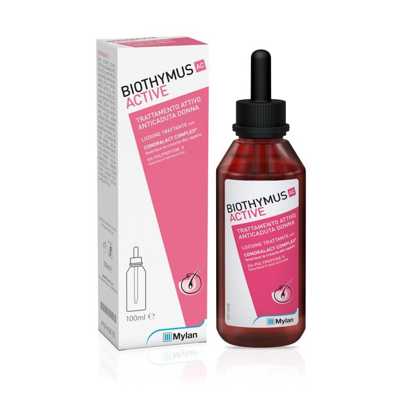Biothymus AC Active lozione donna anticaduta dei capelli ...