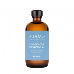 Miamo Acnever Salicylic Acid Exfoliator 2% - Esfoliante viso e corpo 120 ml