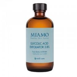 Miamo Total Care Glycolic Acid Exfoliator 3.8% - Esfoliante viso e corpo 120 ml