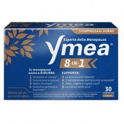 Ymea 8 in 1 - Integratore per i disturbi della menopausa 30 compresse