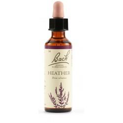 Bach Heather rimedio floreale Erica selvatica 20 ml