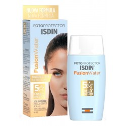 ISDIN Fotoprotector Fusion Water SPF50 Protezione solare ultraleggera 51,5 g