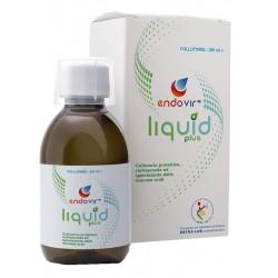 Endovir Liqui Plus Collutorio protettivo della mucosa orale da agenti batterici e micotici 200 ml