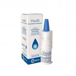 Visuxl Gel oftalmico lubrificante antiossidante per secchezza e traumi oculari 10 ml