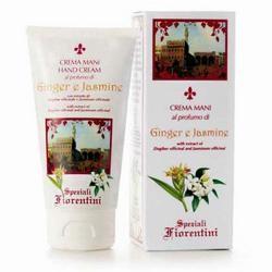 Speziali Fiorentini Crema mani ginger e jamine 75 ml