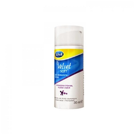 Dr Scholl's Velvet Soft Siero Idratazione Intensa 30 ml