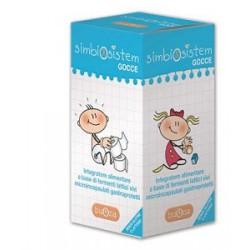 Simbiosistem Gocce 10 ml - Fermenti Lattici Vivi per Bambini