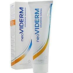 Neoviderm Emulsione Cutanea - Crema per Ustioni, Irritazioni e Scottature Solari 100ml