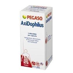Axidophilus 30 Capsule - Integratore Intestinale Con Fermenti Lattici Vivi
