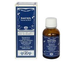 Nausil Gocce 30 ml - Integratore Anti-Nausea per Bambini