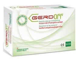GerdOFF 20 Compresse - Integratore per Bruciore di Stomaco e Reflusso