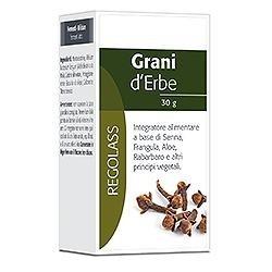 Grani D'Erbe - Integratore per la Regolarità Intestinale 30 g