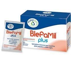 Blefamil Plus Salviettine Oculari Lenitive per Neonati e Bambini 20 Pezzi