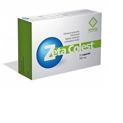 Zeta Colest 30 Capsule - Integratore Alimentare Contro il Colesterolo