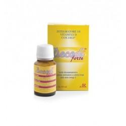 Decodì Forte 15 ml - Integratore di Vitamina D3 e DHA per Bambini