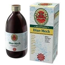Diur-Mech 250 ml - Integratore Alimentare Contro la Ritenzione Idrica