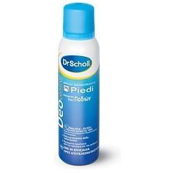 Dr. Scholl's Deo Control per i piedi deodorante antibatterico e antimicotico 150 ml