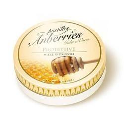 Anberries Miele e Propoli Caramelle per la Gola 55 g