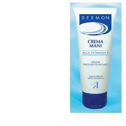 Dermon crema mani idratante alla vitamina E antiossidante 100 ml