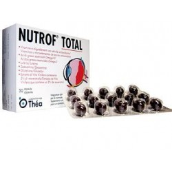Nutrof Total 30 Capsule - Integratore per il Benessere della Vista