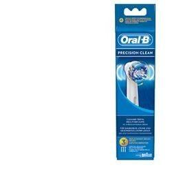 Oral-B testina di ricambio Precision Clean anti-placca 3 pezzi