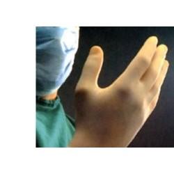Guanti Chirurgici Sterili in Lattice Taglia 7,5 1 Paio