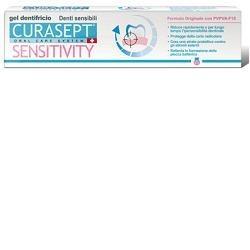 Curasept Sensitivity gel dentifricio trattamento quotidiano denti sensibili 75 ml