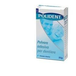 Polident polvere adesiva contro le infiltrazioni per protesi dentaria 50g