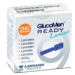 Glucomen Ready Lancet 25 Lancette Pungidito