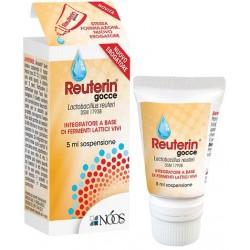 Reuterin Gocce 5 ml - Integratore Alimentare di Fermenti Lattici Vivi