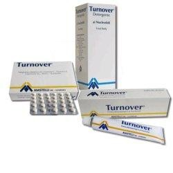 Turnover crema dermatologica ai nucleotidi per eczemi e dermatite 30 ml