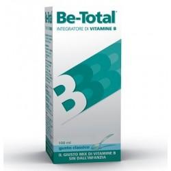 Be-Total Classico Sciroppo 100 ml - Integratore Alimentare di Vitamine B
