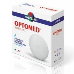 M-AID Optomed Simplex Tampone Oculare Non Adesivo 6 Pezzi