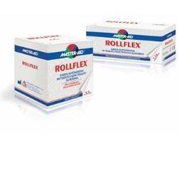 M-AID Rollflex Garza Autoadesiva in TNT per Medicazioni 2,5cm x 5m