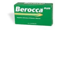 Berocca Plus 30 Compresse - Integratore Alimentare Multivitaminico