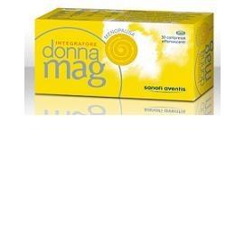 DonnaMag Menopausa 30 Compresse Effervescenti a base di Magnesio