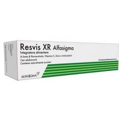 RESVIS XR BIOFUTURA 20CPR EFFE