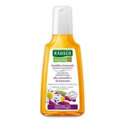 Rausch Shampoo Riparatore alla Camomilla e Amaranto per Capelli Sciupati 200ml