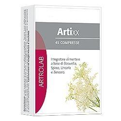 Artixx 45 Compresse - Integratore per la Funzionalità Articolare
