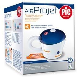 PIC Air Projet Aerosol a Ultrasuoni