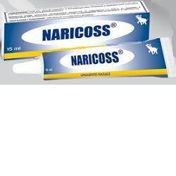 Naricoss Unguento Nasale Lenitivo e Protettivo Contro le Irritazioni 15 g