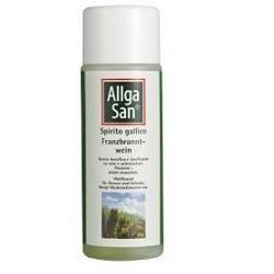 Allga San Spirito Gallico alcool tonificante per frizione di gambe e braccia 250 ml