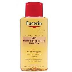 Eucerin pH5 olio detergente doccia delicato e nutriente per il corpo 200 ml