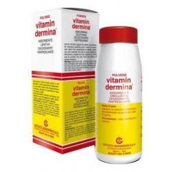 Vitamindermina Polvere Assorbente Lenitiva Deodorante per Bambini 100 g