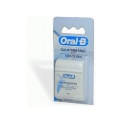 Oral B filo interdentale cerato scorrevole e resistente 50 metri