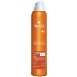 Rilastil Sun System Transparent Spray Pelli Sensibili Protezione Solare SPF 15 - 200 ml