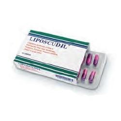Liposcudil 30 Capsule - Integratore con Riso Rosso per il Colesterolo