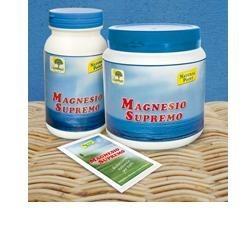 Magnesio Supremo 300 g - Integratore Contro Stanchezza e Affaticamento