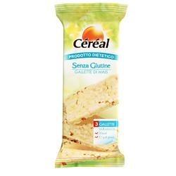 Céréal Gallette di Mais Dietetiche Senza Glutine 13,3 g