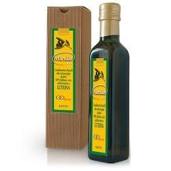 Macular Olio Extravergine D'Oliva Con Luteina Per Occhi e Vista 500 ml